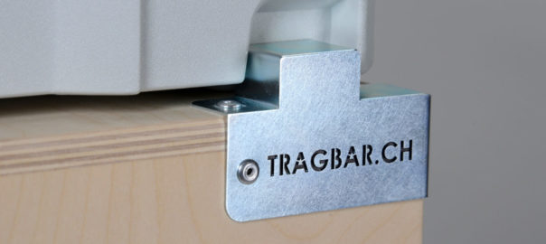 Systainerecke der TRAGBAR Werkzeugkiste
